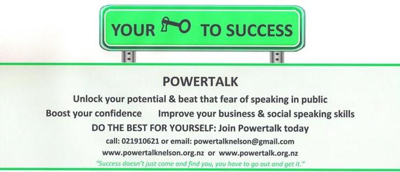 PowerTalk International Nelson-Waimea