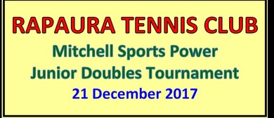 Mitchell Sports Power Junior Doubles Tournament