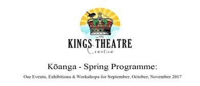 Koanga Spring Programme
