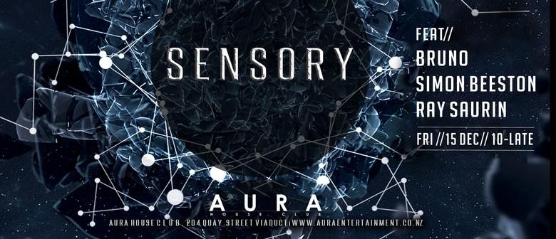 Sensory Ft. Simon Beeston, Ray Saurin, Bruno