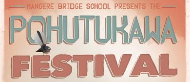 Mangere Bridge School Pohutukawa Festival