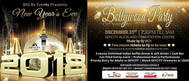 New Years Eve Party - Bollywood Night