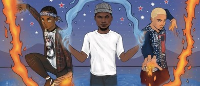 Mick Jenkins & The Underachievers