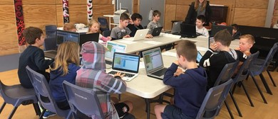 Technology Holiday Programme - Coding