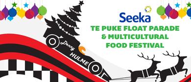 Seeka Te Puke Float Parade and Multicultural Food Festival