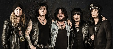 L.A Guns - The Missing Peace Tour: CANCELLED