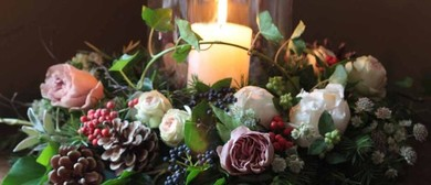 Christmas Floral Centrepiece Workshop