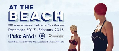 At the Beach: 100 Year of Summer Fashion In New Zealand