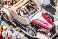 Vintage Car Parade - ADF18
