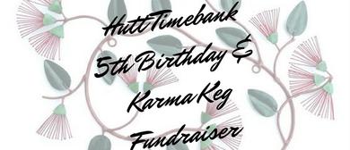 Hutt Timebank 5th Birthday Party