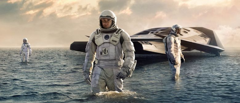 Sci-Fi Sundays: Interstellar