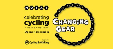 Changing Gear Exhibition Opens