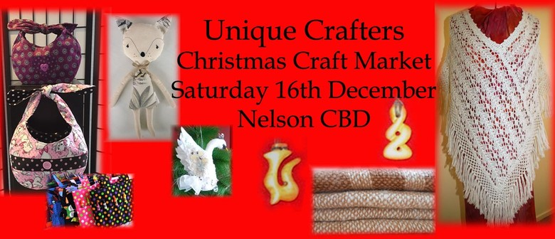 Unique Crafters 2nd Christmas Market