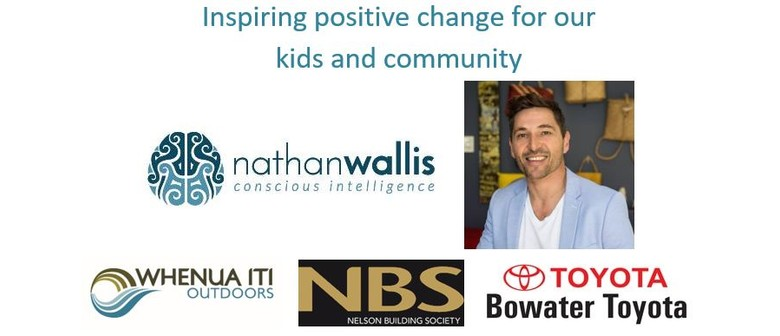 An Evening with Nathan Mikaere Wallis