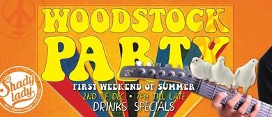 Woodstock Night