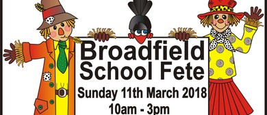 Broadfield School Fete