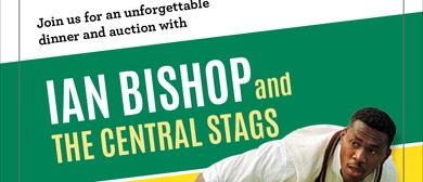 Dinner and Auction With Ian Bishop and The Central Stags