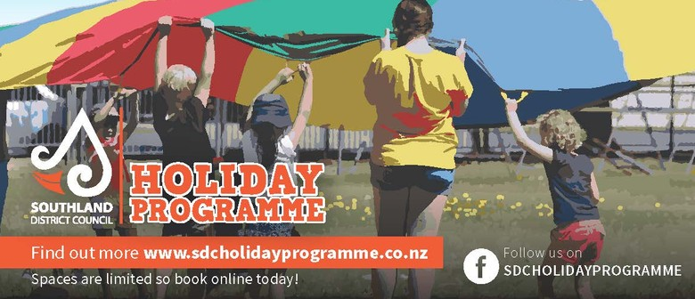 Southland District Council Holiday Programme