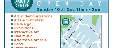 The Quarry Art Centre Open Day