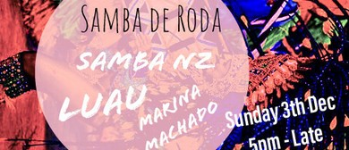 Samba do Brasil at Legitties