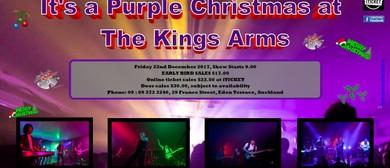 The Deep Purple Project - It's a Purple Christmas