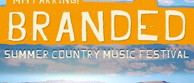 Country Music Festival Branded