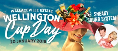 Wallaceville Estate Wellington Cup Day