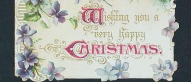Create a Victorian Christmas Card