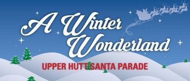 Upper Hutt 2017 Santa Parade