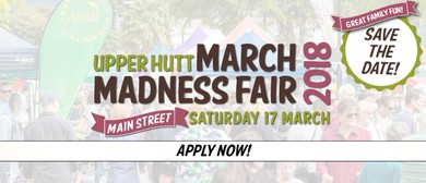 March Madness Fair 2018
