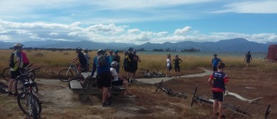 Wairau Lagoon Guided Mountain Bike Ride