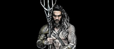 Dr Sketchy Auckland Presents: Aquaman!