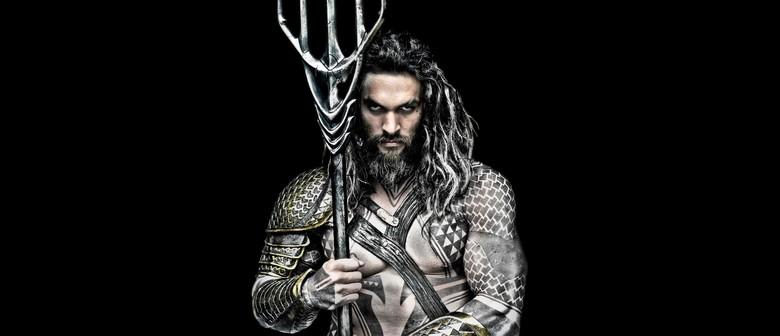 Dr Sketchy Auckland Presents: Aquaman!
