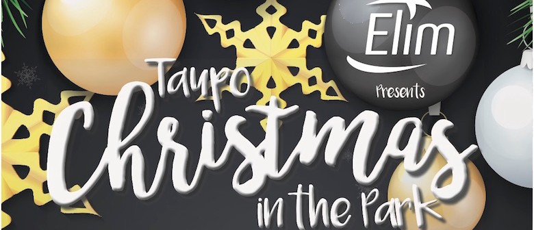 Christmas In the Park Taupo