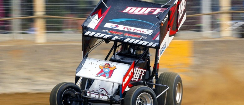 Woodford Glen Speedway - Sprintcar War of the Wings