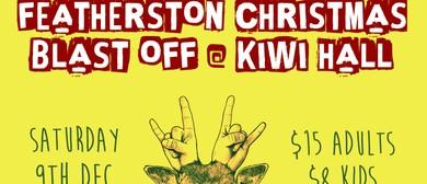 Featherston Christmas Blast Off