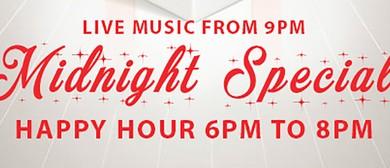 Christmas Eve Dinner & Live Music