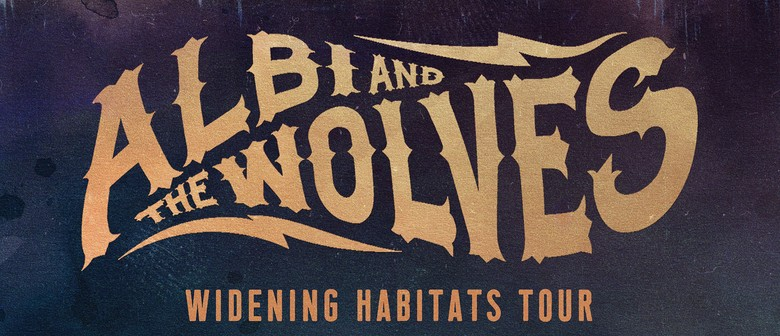 Albi & The Wolves Widening Habitats Tour Opononi