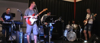 Musician's Club Open Mic Night