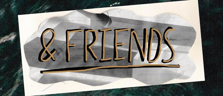 And Friends: Thomston, E^ST, Balu Brigada, Yukon Era & Insid