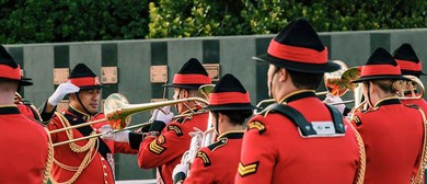 Lunchtime Concert: NZ Army Band