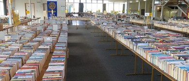 Fairfield Rotary Annual Book Fair