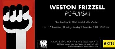 Weston Frizzell - Populism