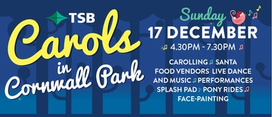 TSB Carols In Cornwall Park
