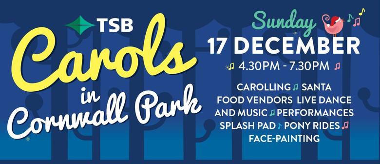 TSB Carols In Cornwall Park