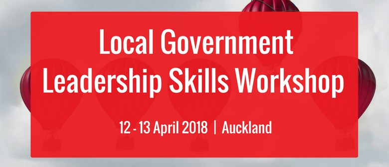 Local Government Leadership Skills Workshop