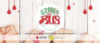 Stuff the Bus Collection Point #1