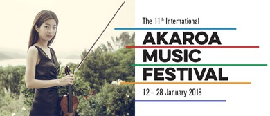 International Akaroa Music Festival – Young NZ Composer