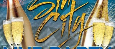 Sin City - New Years Eve Party at Bungalow 8