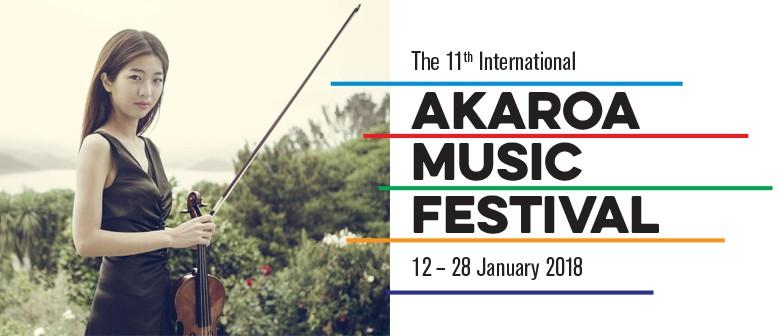 International Akaroa Music Festival – Lunchtime Concerts